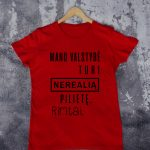 Raudoni marškinėliai VAI-Recovered