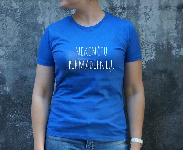 Mėlyni marškinėliai MOT-Recovered