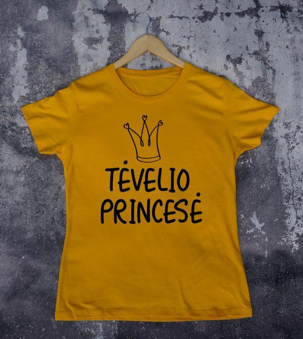 Geltoni marškinėliai VAI