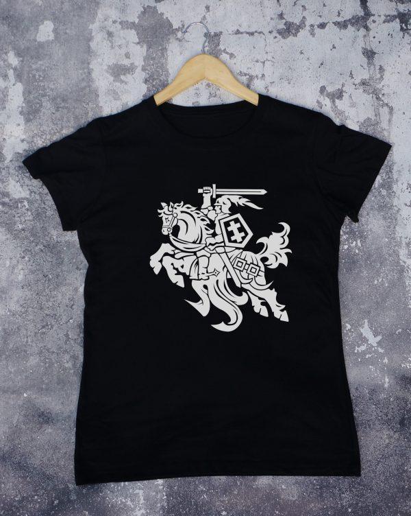 Juodi marškinėliai VAI