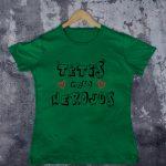 Žali marškinėliai VAI