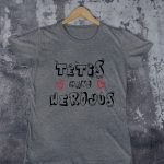Pilki marškinėliai VAI
