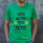 Zali marškinėliai VYR