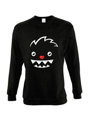 juodas vaikiškas džemperis berniukui