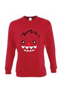 raudonas vaikiškas džemperis berniukui