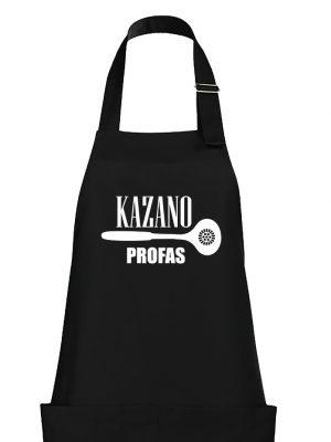 Prijuostė su užrašu Kazano profas