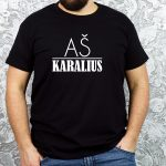 Juodi_vyriški_marškinėliai_Aš_karalius[1]